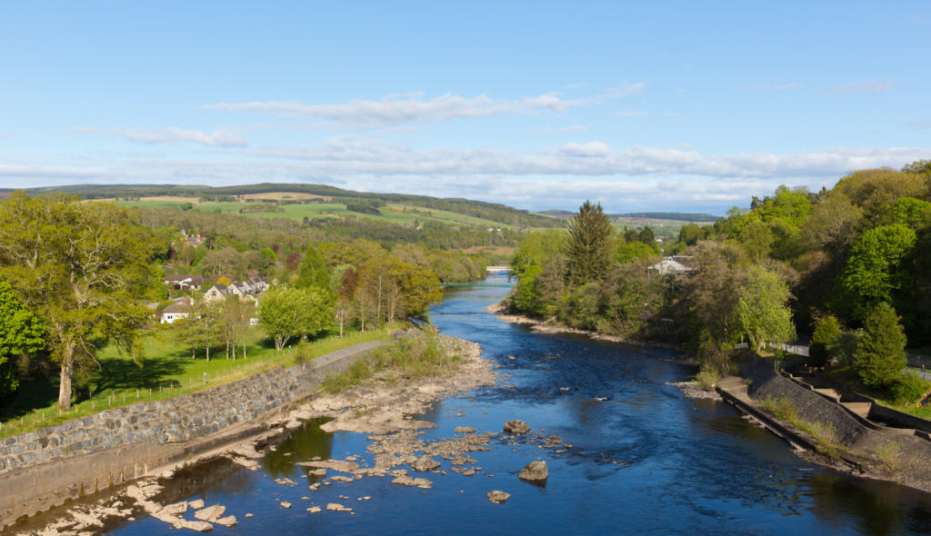The Queens View, Loch Tummel. Day Trips, Pitlochry, Scottish Staycations