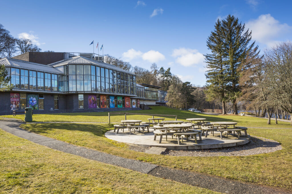 Pitlochry Festival Theatre image
