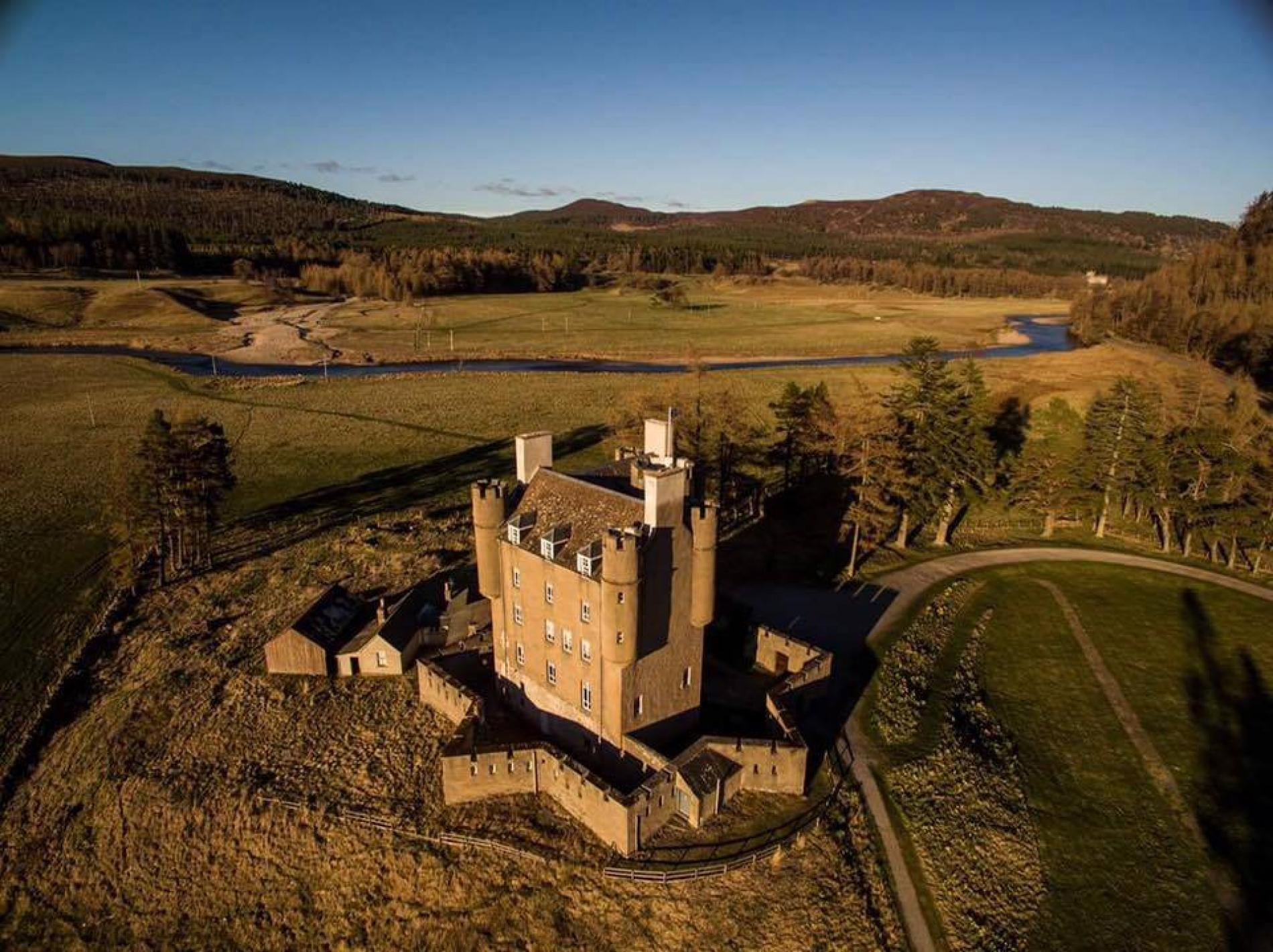 Braemar Castle for Ginspired Day Trip to Royal Deeside