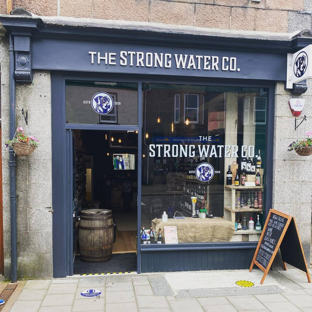 Strong Water Co Banchory