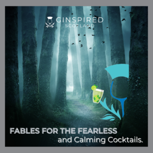 Fables for the Fearless & Calming Cocktails